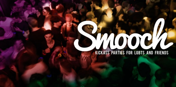 Smooch: Kickass parties for LGBTs and friends!