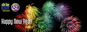 Nieuwjaarsreceptie &of en Driekant  *Exclusief voor onze leden* @ Holebihuis | Leuven | Vlaams Gewest | België