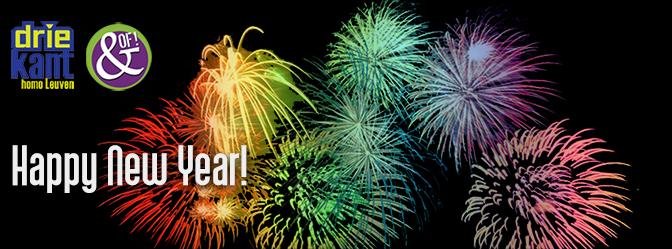 Nieuwjaarsreceptie &of en Driekant  *Exclusief voor onze leden*