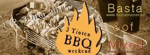 3 Tinten BBQ - weekend @ Oostham