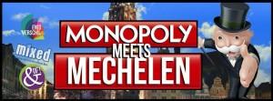 ♛Real-life monopoly - Mixed &of en Enig Verschil ♛ @ Station Mechelen | Mechelen | Vlaanderen | België