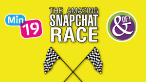 The Amazing Snapchat Race (Min19 en &of) @ Station Leuven | Leuven | Vlaanderen | België