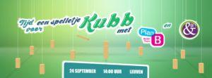 Kubben met Plan B en &Of @ Sint-Donatuspark | Leuven | Vlaanderen | België