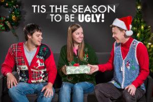 &Of knutselt: Ugly Christmas T-shirts @ Panos | Leuven | Vlaanderen | België