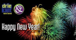 Nieuwjaarsreceptie Driekant en &of - enkel voor leden @ Holebihuis Vlaams-Brabant | Leuven | Vlaanderen | België